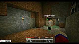 My First Minecraft Video with Ezvid!
