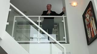 2-х этажная квартира в Торонто, Онтарио, Канада. Сергей Гудин. иммиграция в Канаду. Эмигрант. Canada