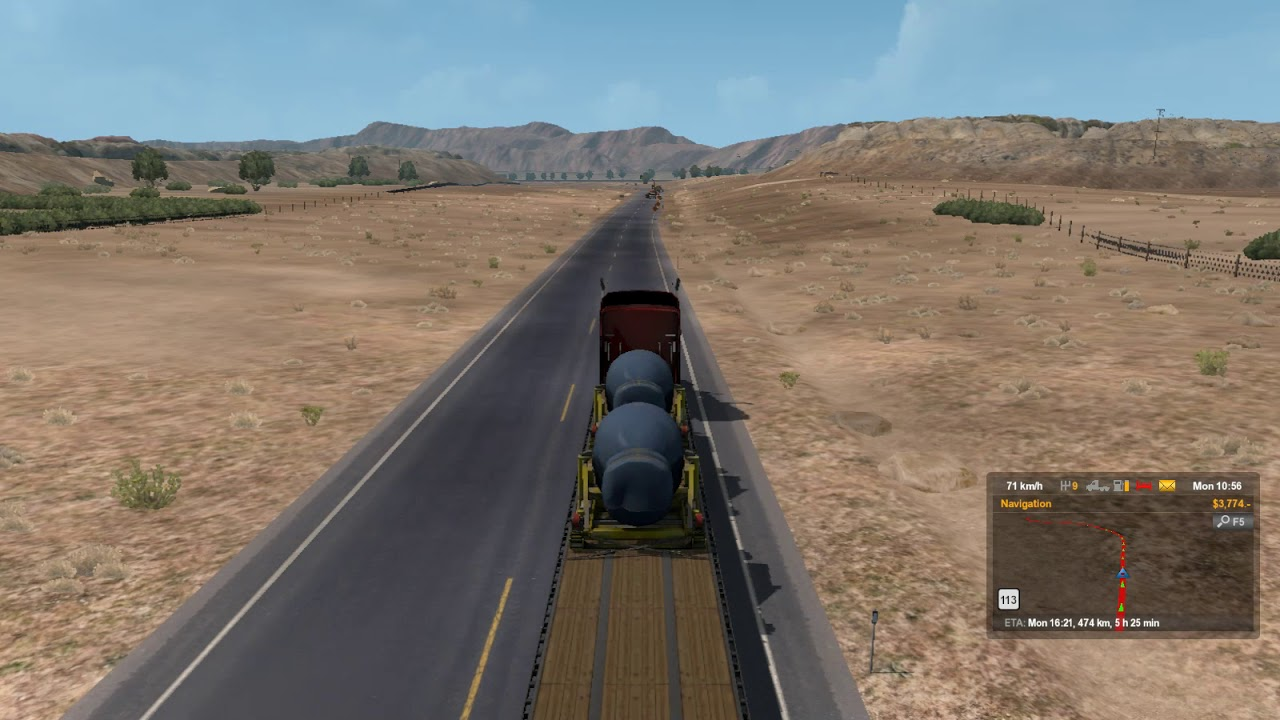 REAL CAT 3406e(15lt) SOUND FOR KENWORTH W900 mod for