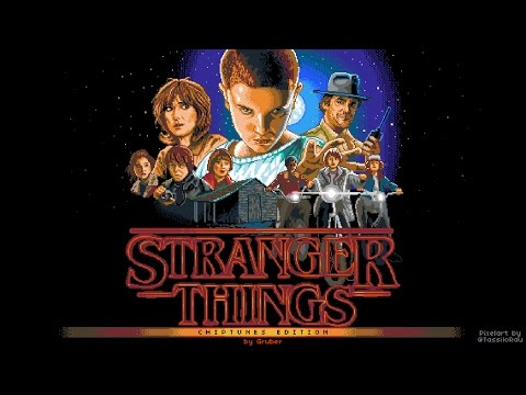 Stranger Things Soundtrack Vol. 1 (Chiptune Edition) Mp3