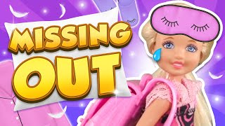 Barbie - Missing Out on the Slumber Party | Ep.270