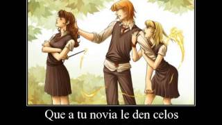 Mi Celosa Hermosa (letra) - Felipe Pelaez