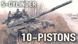 10 Amazing Tanks With Obscure Engines