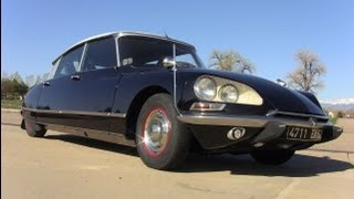 Classic Revealed: Is the 1969 Citroen DS 21 the most beautiful car of all time?