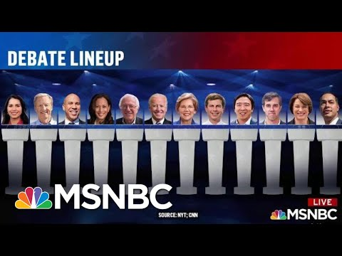 Obama Debate Coach: 2020 Dems Must Hammer President Donald Trump | The Beat With Ari Melber | MSNBC