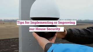 Make your Home a More Secure Place to Live with Home CCTV Installation