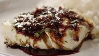 How To Make Asian-Inspired Halibut | Fish Recipes | Allrecipes.com