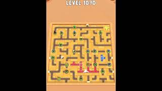Water Connect Puzzle Level 1090
