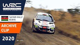 WRC - Safari Rally Kenya 2020: Archive Clip (featuring Colin McRae)