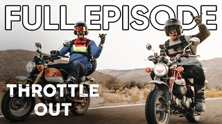 1,000 Mile Drive in Baja | Throttle Out FULL EPISODE 1 | MotorTrend by Motor Trend