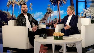 Adam Levine Is Now A Stay-at-Home Dad