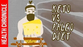 Keto Vs Paleo Diet - Which Is The Best Diet For You? (WITH EXAMPLE)