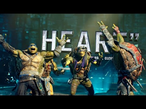 Teenage Mutant Ninja Turtles: Out of the Shadows (TV Spot 'Family Review')