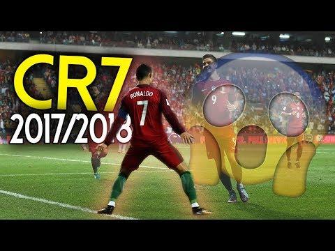 Cristiano Ronaldo 2017/18 ● Outrageous Goals & Skills - WORLD'S BEST ATM | HD
