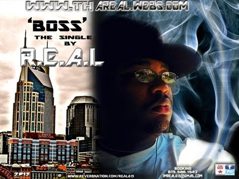 'Boss' The Single by R.E.A.L