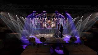 Four Seasons Hotel Wedding Light Design Programmer.  (İLKAY PİRGAİP) Wysiwyg Mapping...
