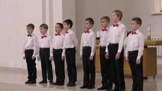 """Это Новый год - Ансамбль мальчиков ВХС """"Голос""""  2018-12-26"""