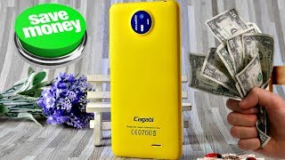 Cagabi One Review - A Colorful $64 Phone
