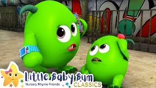 Halloween Monsters Song | Nursery Rhymes & Kids Songs - ABCs and 123s | Little Baby Bum