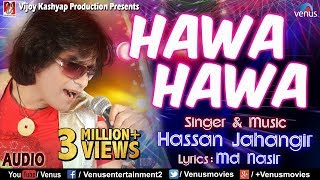 Hawa Hawa Full Song | Hassan Jahangir |  90's Bollywood Romantic Songs |  Superhit Hindi Songs
