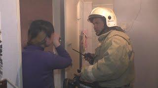 Неисправная вытяжка едва не стала причиной серьезного пожара в доме на Деловой (Саратов)