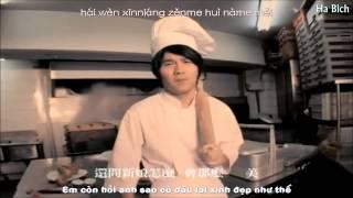 [Vietsub - Pinyin] Tào Cách - Yêu Yêu [曹格Gary Chaw - 爱爱]