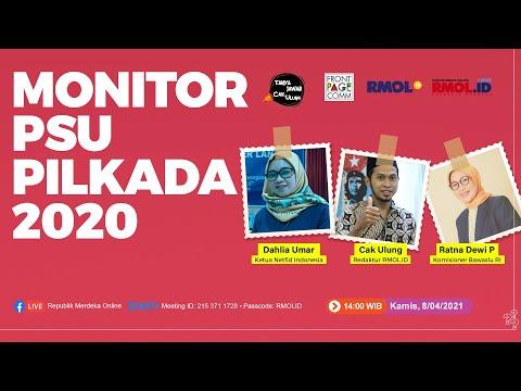 Tanya Jawab Cak Ulung • Monitor PSU Pilkada 2020