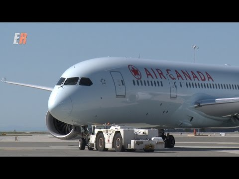 Air Canada 787 Dreamliner International  Business Class Review – Everything You Need to Know