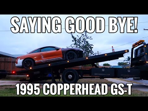 Saying Good Bye To OPERATION: COPPERHEAD | 1995 MITSUBISHI ECLIPSE GS T | #SaveTheEclipse
