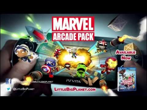 Видео № 0 из игры LittleBigPlanet (Б/У) [PS Vita]