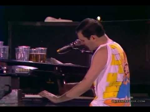 Bohemian Rhapsody (Live At Wembley 11-07-1986)