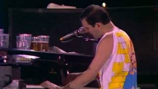 Bohemian Rhapsody (Live At Wembley 11 07 1986)