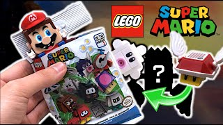 LEGO SUPER MARIO - Serie 2 Packs de Nuevos Personajes Sorpresa (PARTE 2) Nintendo 2021 @TOY SHOTS 