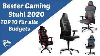 BESTER Gaming Stuhl 2020: Aktuelle Kaufberatung zu den TOP 10 Gaming Stühlen (Deutsch)