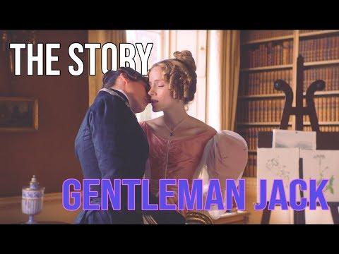 Gentleman Jack (tribute) | THE STORY