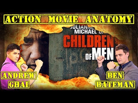 Children Of Men (2006) Review | Action Movie Anatomy