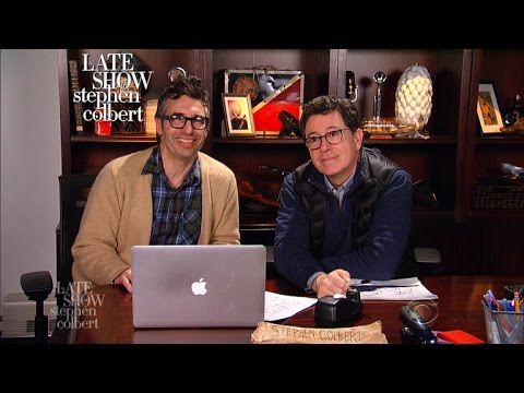 A Day Without Women Staffers On The Late Show