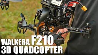 Walkera F210 3D | Flite Test