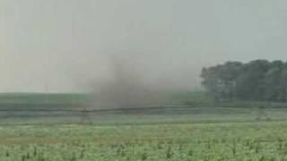 Storm chasers sustain direct hit from tornado! June 29, 2005