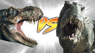 T-REX VS V-REX [Who Would Win?]