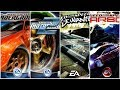 A Era De Ouro Do Need For Speed undeground 1 2 Most Wan