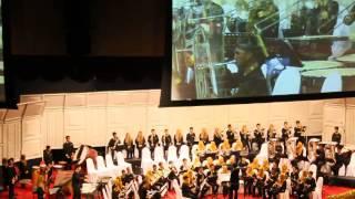 Finale Wind Orchestra SBP 2014 Sekolah Menengah Sains Machang (SMACH) : Punchinello (Johan)