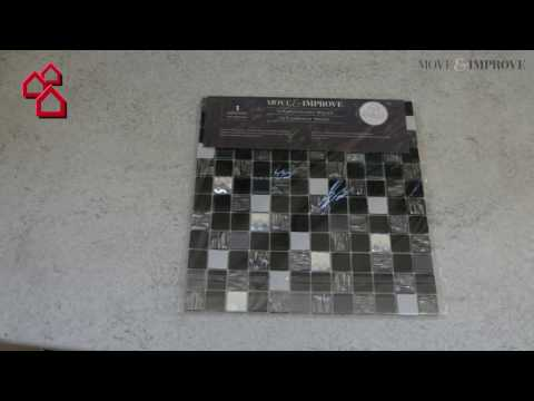 Selbstklebendes Fliesenmosaik Move & Improve | BAUHAUS