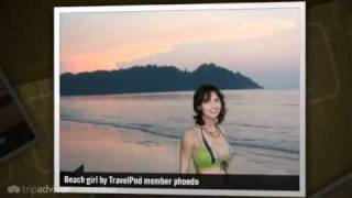 preview picture of video 'An Island Without Cars . .  Phoedo's photos around Koh Phayam, Thailand (islands without cars)'