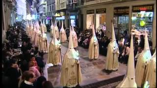 preview picture of video 'Traslado de los Apóstoles Semana santa Cartagena 2012'