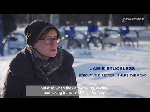 Jamie Stuckless interview