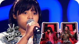 Katy Perry - Unconditionally (Neha) | The Voice Kids 2017 | Blind Auditions | SAT.1
