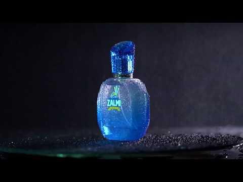 Peshawar Zalmi Launches Zalmi Perfume.