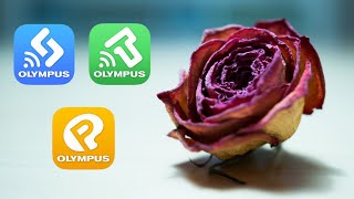 OI.Share and other Olympus Apps