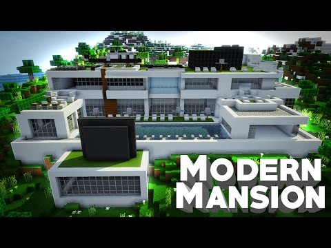 The Most Expensive House IN THE US 250 Million Dollar Minecraft